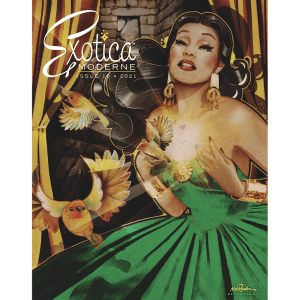 Exotica Moderne 10 Cover
