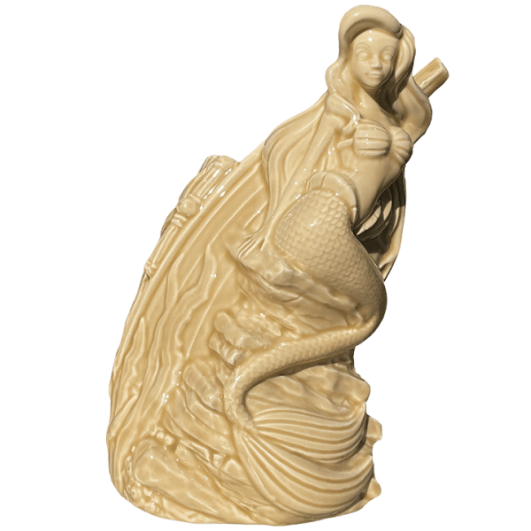 Front - Ariel (The Little Mermaid) Tiki Mug - Mondo - Sand Variant