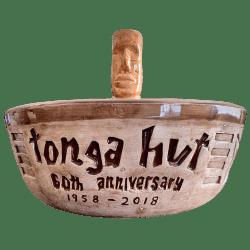 Front - Big Mo Bowl - Tonga Hut - Limited Edition