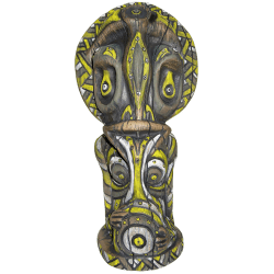 Front - Enchanted Orator 2 The Charmer - Jungle Modern Ceramics - Super Carved Edition