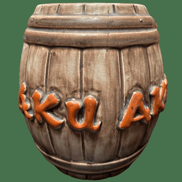 Front - Rum Barrel - Aku Aku - Open Edition