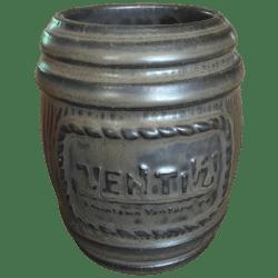Front - Rum Barrel - VenTiki - Dark Brown Edition