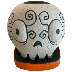 Front - Rum Skull - Tikiland Trading Co. - 1st Edition