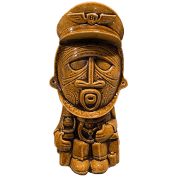 Front - Squid's Tiki Travelers The Captain - Tiki Bauer - Limited Edition