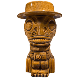 Front - Squid's Tiki Travelers The Tourist - Tiki Bauer - Limited Edition