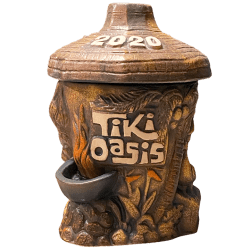 Front - Tiki Oasis 2020 Mug (Paradise Point Takeover) - Tiki Oasis - 2nd Edition