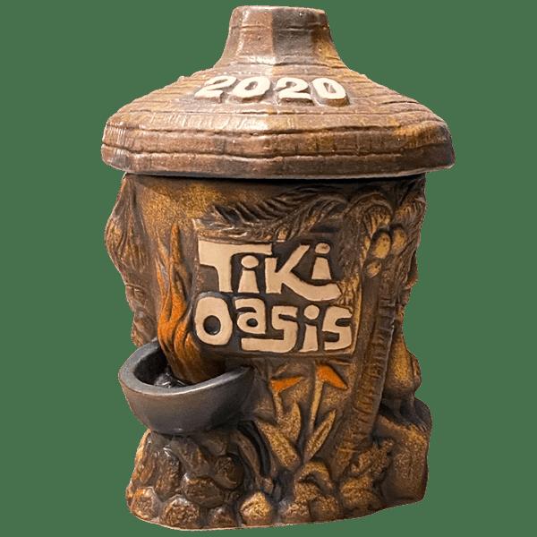 Front - Tiki Oasis 2020 Mug (Paradise Point Takeover) - Tiki Oasis - 2nd Edition