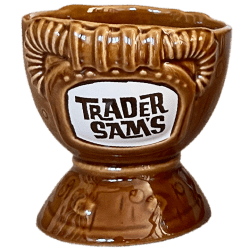 Front - Trader Sam's Dip Bowl - BouTiki at Disney's Polynesian Village Resort - 1st Edition