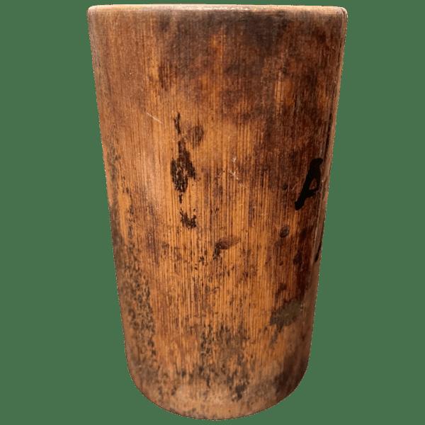 Side - Authentic Bamboo Mug - Aku Aku at the Stardust Casino - Open Edition