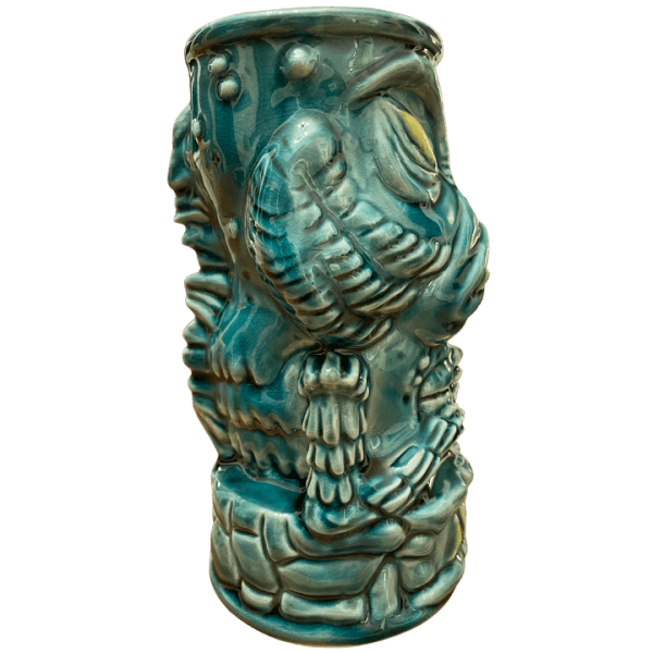 Side - Creature Feature - Max's South Seas Hideaway - Blue Edition