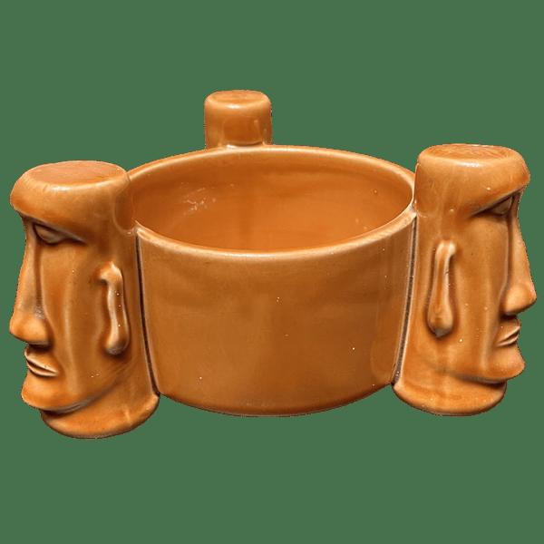 Side - Three Moai Bowl - Aku Aku at the Stardust Casino - Open Edition