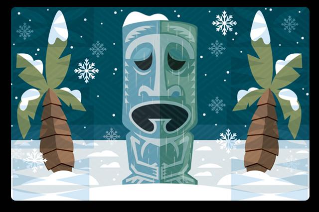 Tiki Mugs Coming This Winter