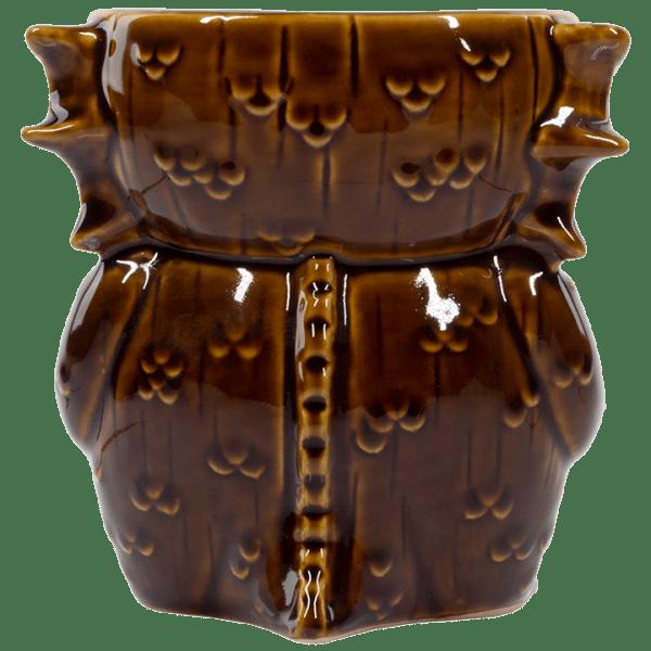 Back - Innsmouth Creep Designer Series Tiki Mug - Mondo - Primordial (Brown) Variant