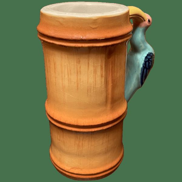 Back - Polynesian Pidgeon Mug - Mauna Loa - Open Edition