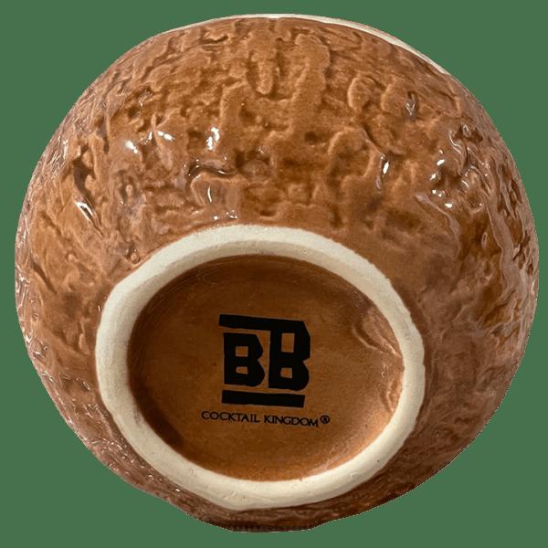 Bottom - Coconut Mug - Beachbum Berry - Open Edition