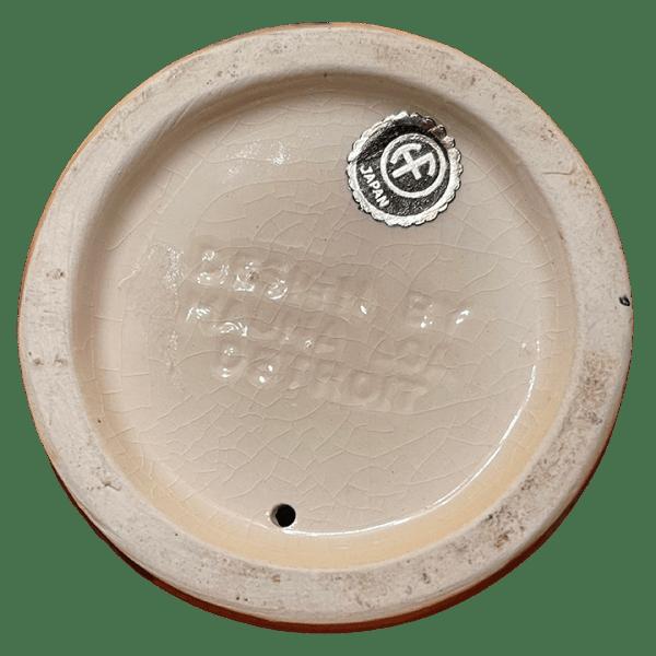 Bottom - Polynesian Pidgeon Mug - Mauna Loa - Open Edition