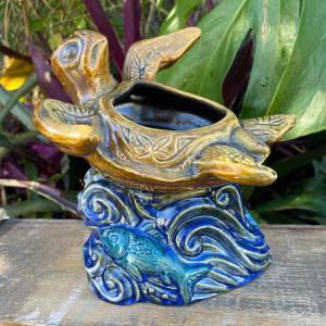 Eeekum Bookum Turtle Mug