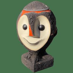 Front - Atom Bob - Coxswain Dunsel - Lava Edition
