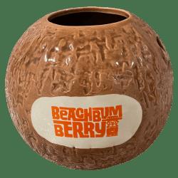 Front - Coconut Mug - Beachbum Berry - Open Edition