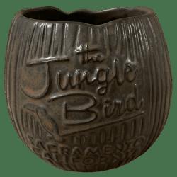 Front - Coconut Mug - Jungle Bird Sacramento - Open Edition