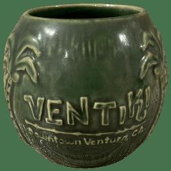 Front - Coconut Mug - VenTiki - Open Edition