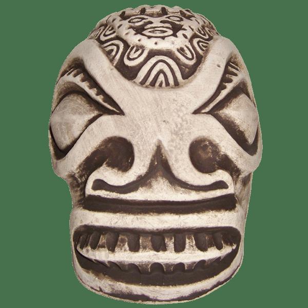 Front - Dio de la Marqueses - Tiki Diablo - Matte White Edition