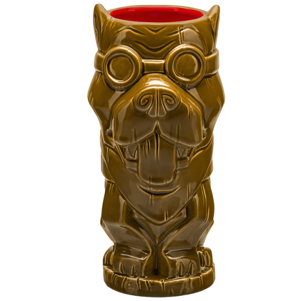 Front - Dogmeat (Fallout) - Geeki Tikis - 1st Edition