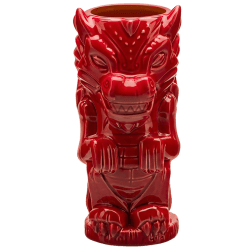 Front - Dragon (Mythical Creatures) - Geeki Tikis - 1st Edition