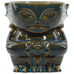 Front - Innsmouth Creep Designer Series Tiki Mug - Mondo - Abyss (Blue) Variant