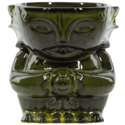 Front - Innsmouth Creep Designer Series Tiki Mug - Mondo - Lurking Fear (Green) Variant
