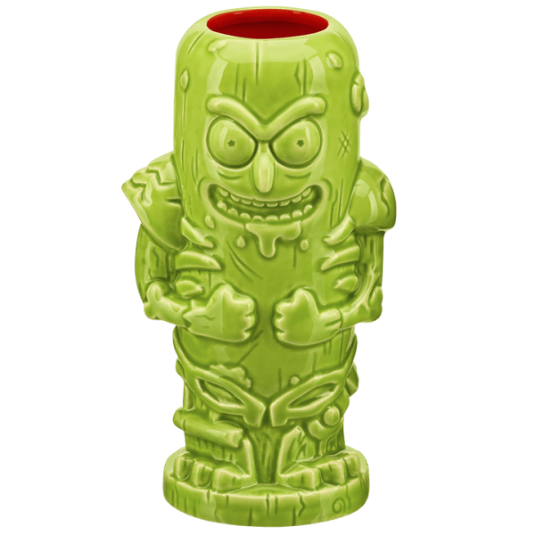 Front - Pickle Rick (Rick and Morty) - Geeki Tikis - 1st Edition