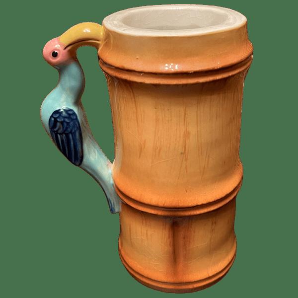 Front - Polynesian Pidgeon Mug - Mauna Loa - Open Edition