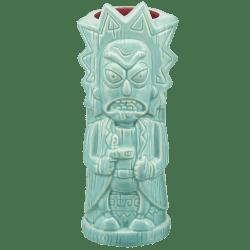 Front - Rick (Rick and Morty) - Geeki Tikis - 1st Edition