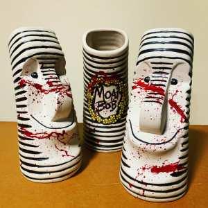 My Bloody Moai Bob Mug