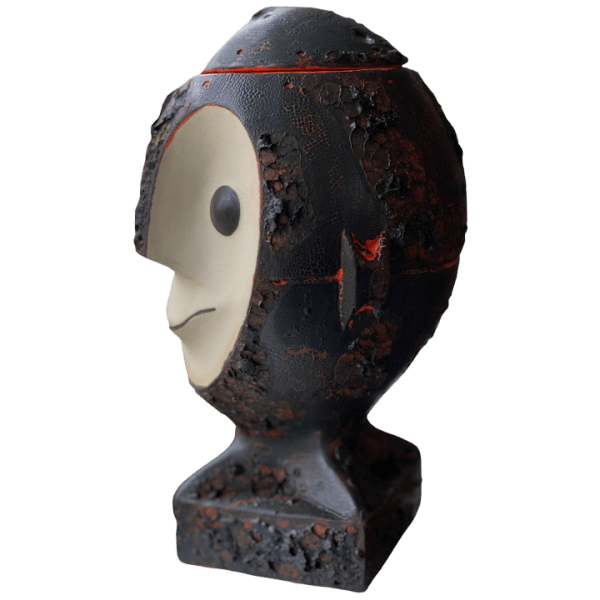 Side - Atom Bob - Coxswain Dunsel - Magma Tar Volcanic Edition
