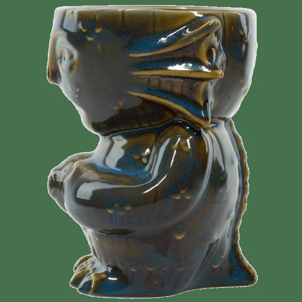 Side - Innsmouth Creep Designer Series Tiki Mug - Mondo - Abyss (Blue) Variant