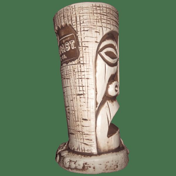 Side - Scrimshaw Mug - Steadfast Pomade Co. Desert Oasis Room - Bone White Edition