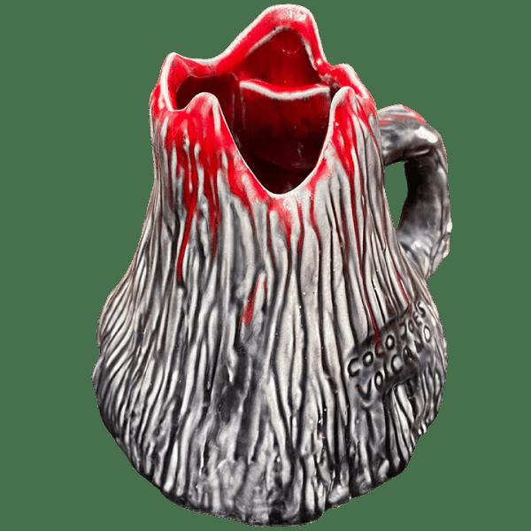 Side - Volcano Mug - Coco Joe's - Open Edition