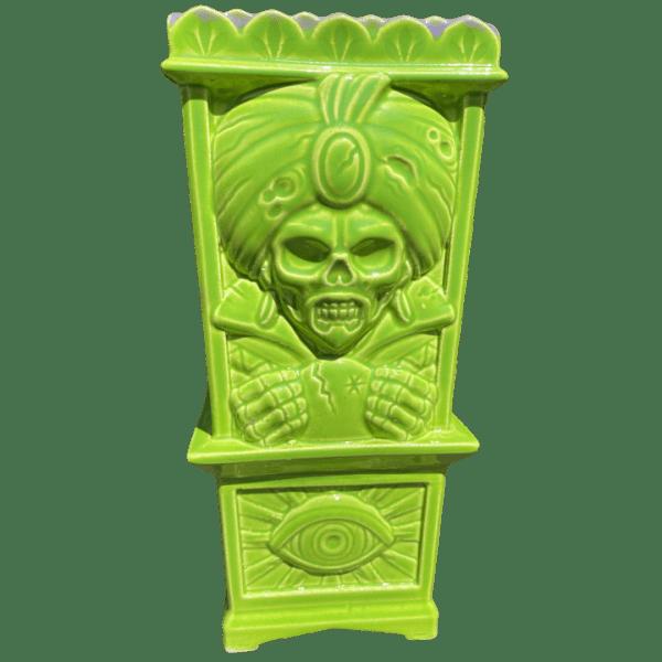 Back - Fortune Teller - Biggs Tiki - Green Edition