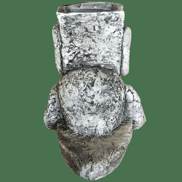 Back - Off To S.E.A. Moai - Outl1n3 Island - Test Glaze Edition