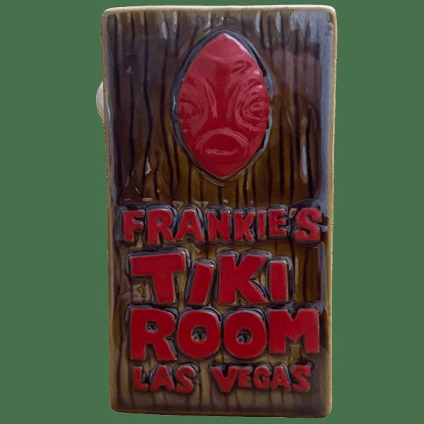 Back - Tiki Bandit - Frankie's Tiki Room - Red Edition