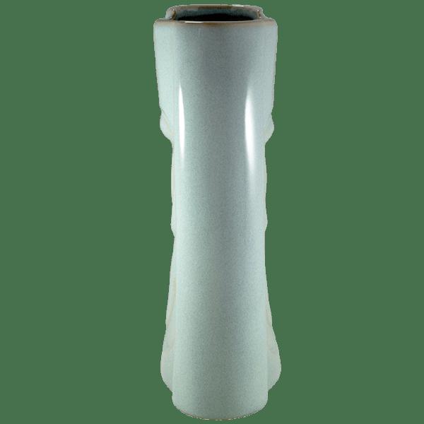 Back - Yipwon Warrior Mug - Tiki Farm - Robin's EggTan Dual Tone Edition