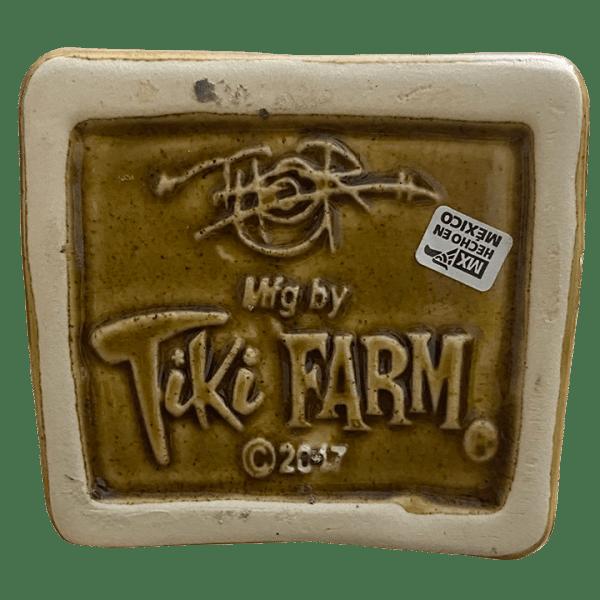 Bottom - Ku Ku Clock Mug - Tiki Farm - Open Edition