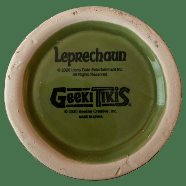 Bottom - Leprechaun - Geeki Tikis - 1st Edition