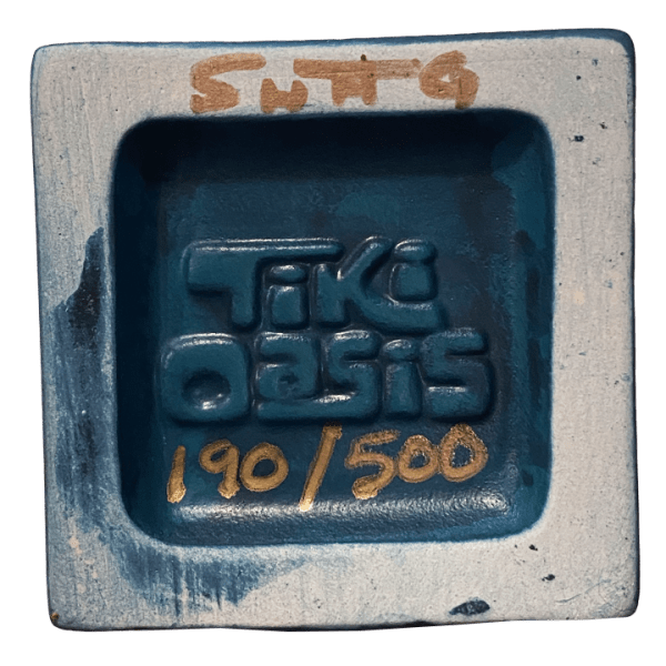 Bottom - SHAG AZTO 2021 Mug - Tiki Oasis Arizona - Limited Edition