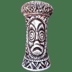 Front - Ali'i Palm Guanko - Gecko'z South Sea Arts - Bone Edition