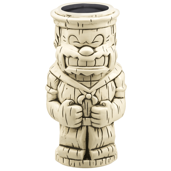 Front - Bluto (Popeye) - Geeki Tikis - Two Pack Edition