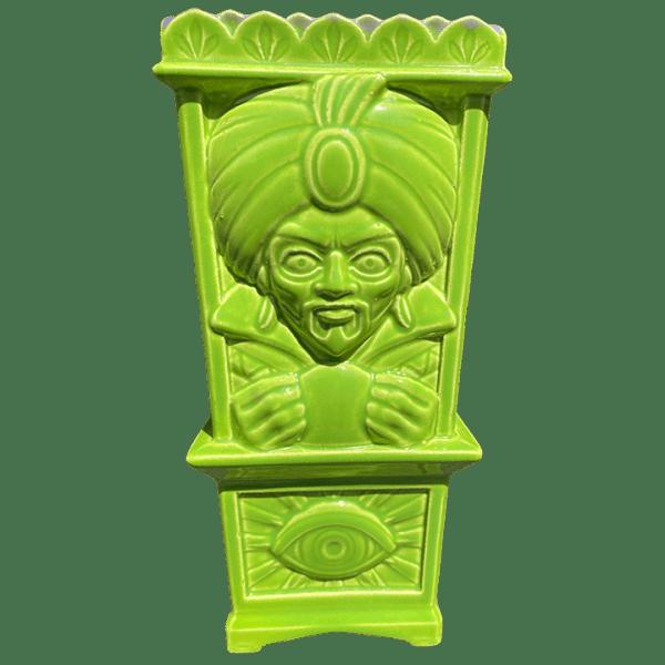 Front - Fortune Teller - Biggs Tiki - Green Edition