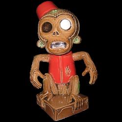 Front - Grinder Monkey Decanter - Munktiki - Limited Edition