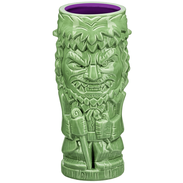 Front - Hammett & Hyde (Dr. Jeckyll and Mr. Hyde) - Geeki Tikis - 1st Edition